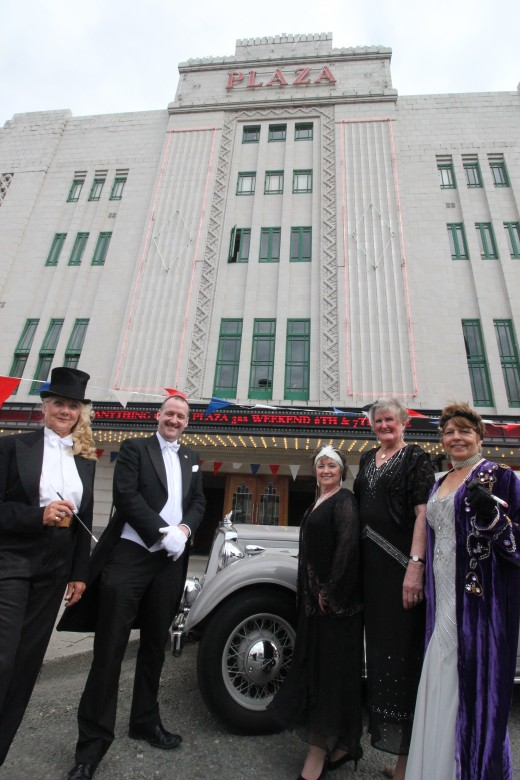 Anything Goes - Puttin' On The 30s Weekend on 6th & 7th June 2015