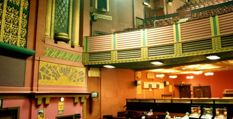 Early doors during Mecca Bingo Years