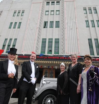Glamour personified as we celebrate our 'Anything Goes' Art Deco open day - 06.06.15