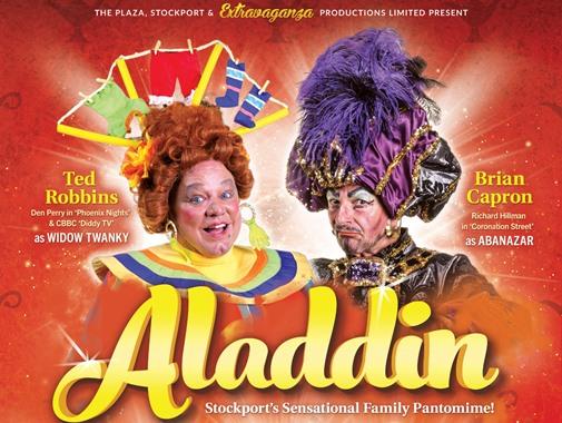 Aladdin News Header