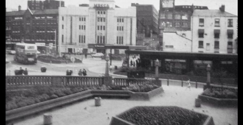 The Plaza during her Mecca Bingo years in 1983