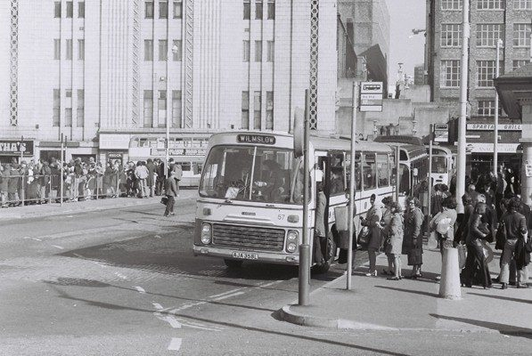 Mecca Bingo and Samanthas Nightclub during the 1970s