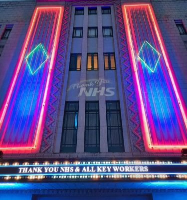 Thank you to all NHS & Key Workers from all of us at the glorious Plaza - 30.04.20