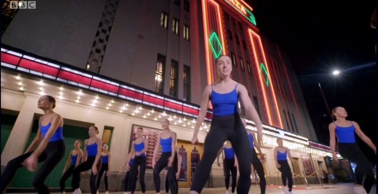 Local Dance Company VALE featuring on the BBC Television Series 'The Greatest Dancer' - 01.02.20